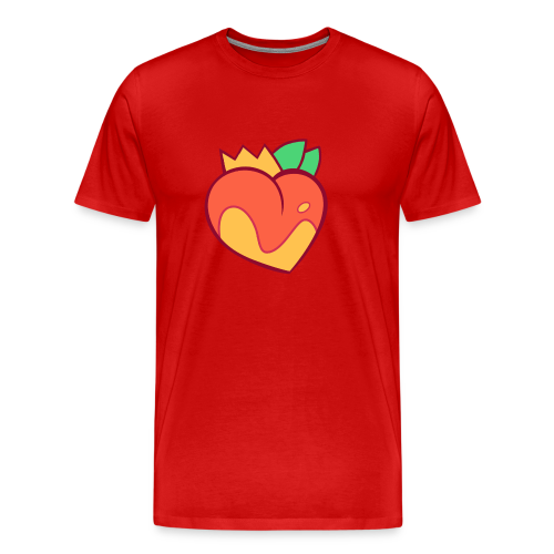 Princess Peach  - Men's Premium T-Shirt