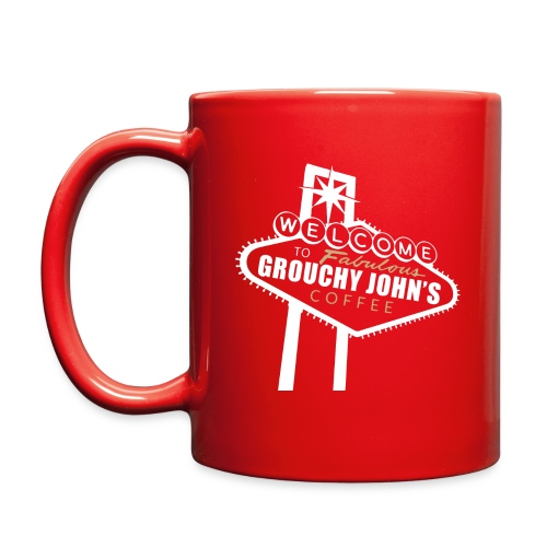 Grouchy Coffee Mug - Full Color Mug
