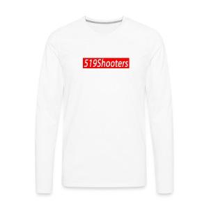 519Shooters Long Sleeve T-Shirt - Men's Premium Long Sleeve T-Shirt