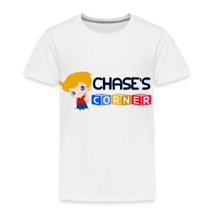 Chase's Corner TODDLER T-Shirt - Toddler Premium T-Shirt