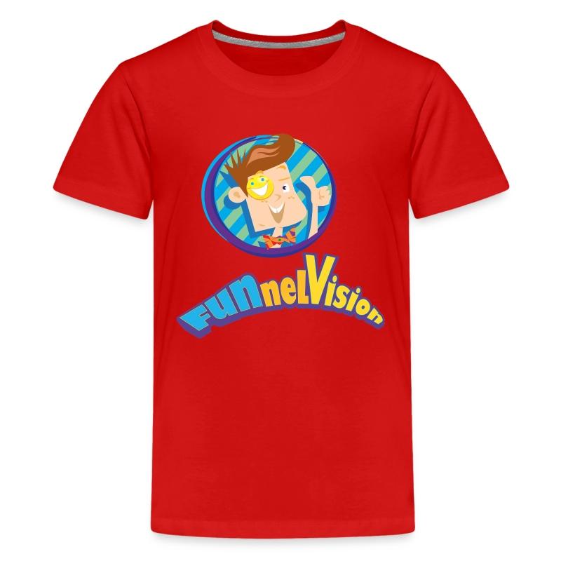 FUNnel Vision Kids Premium T-Shirt - Kids' Premium T-Shirt