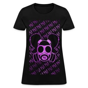HONEYS M:I PURPY PURP SHIRT - Women's T-Shirt