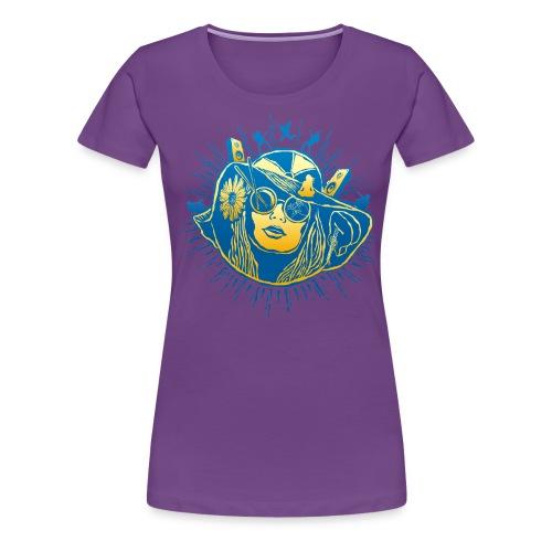 Summer Sounds - Women's Premium T-Shirt