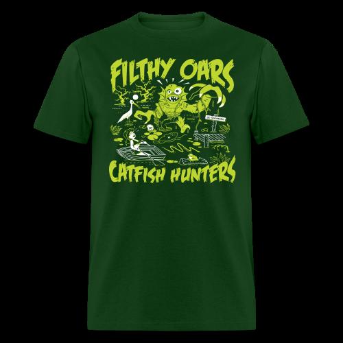Filthy Oars - Men's T-Shirt