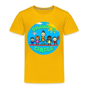 Shawn's Circle TODDLER T-Shirt - Toddler Premium T-Shirt