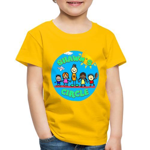 Shawn's Circle TODDLER T-Shirt - Toddler Premium T-Shirt
