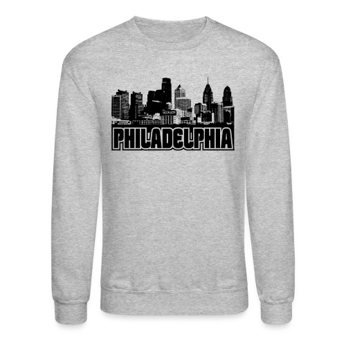 Jack&L. Philly Sweat Shirt  - Crewneck Sweatshirt