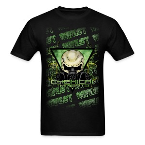 CHEMICAL THREATS SHIRT - Men's T-Shirt