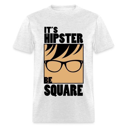 Hipster - Men's T-Shirt