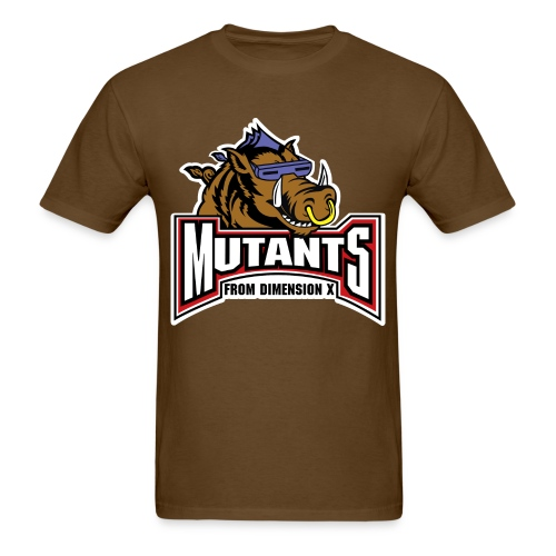 Mutants - Men's T-Shirt