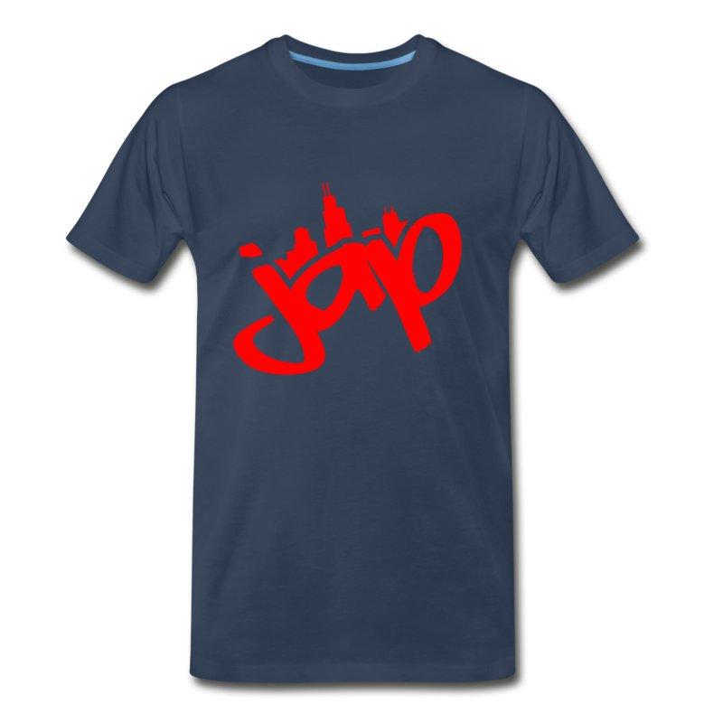 OFFICIAL JAP LOGO FILE RE - Men's Premium T-Shirt