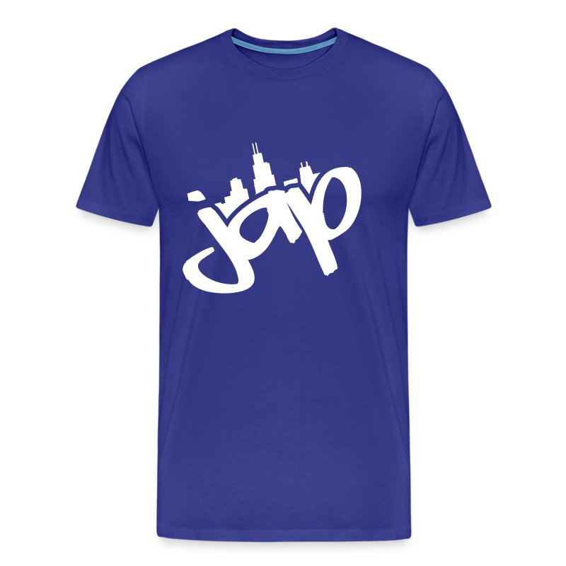 OFFICIAL JAP LOGO FILE WH - Men's Premium T-Shirt