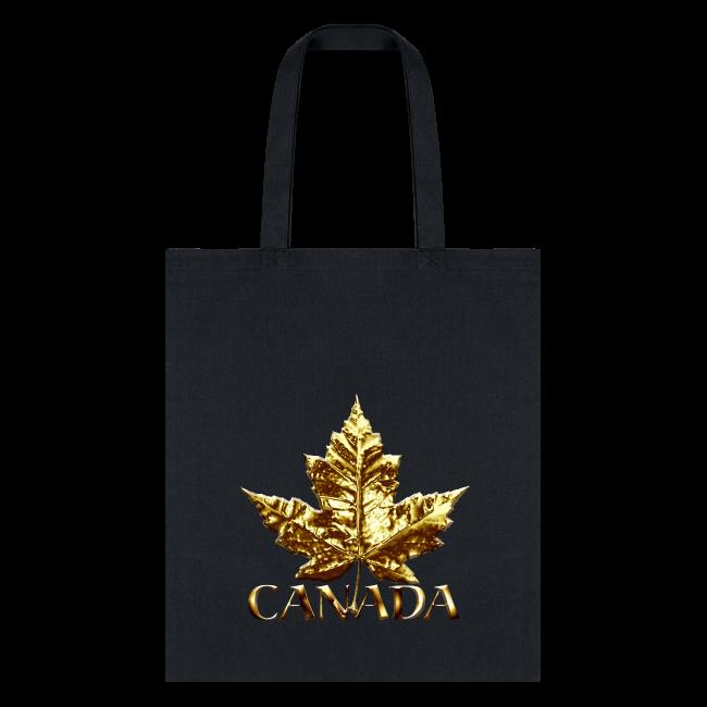 Canada Souvenir Tote Bags Gold Medal Canada Bags