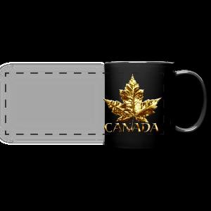 Canada Souvenir Cups Gold Medal Canada Cups - Full Color Panoramic Mug