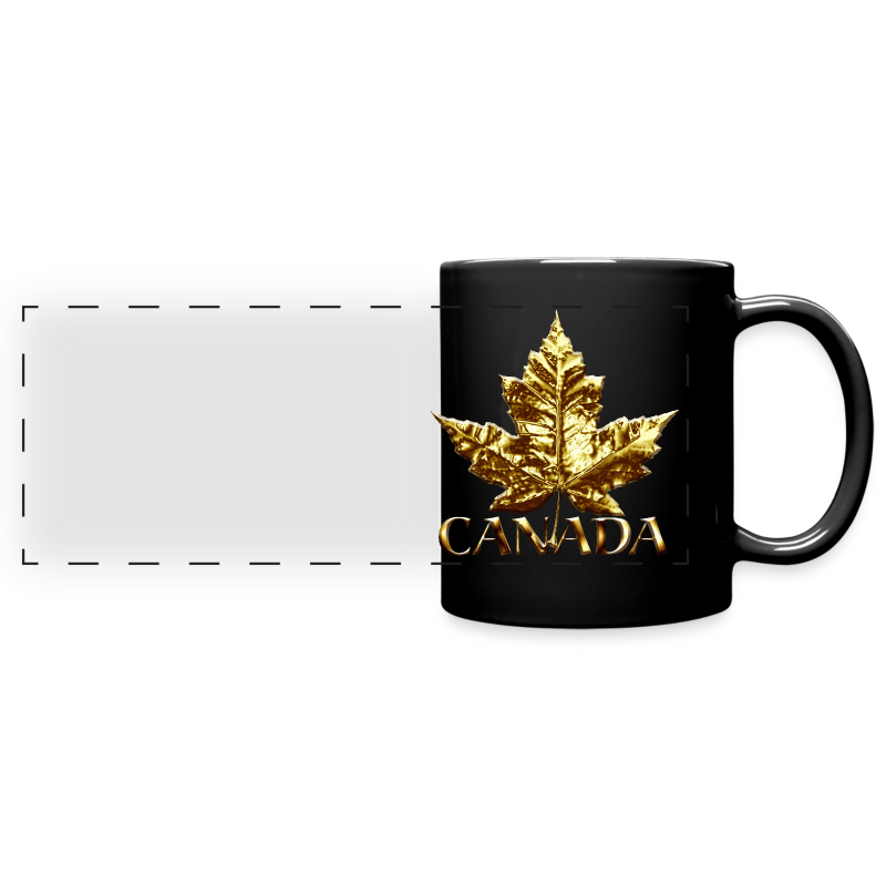Canada Souvenir Cups Gold Medal Canada Cups - Full Color Panoramic Mug