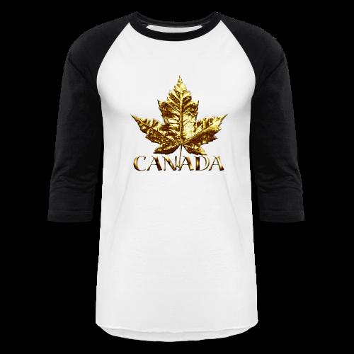 Men's Canada Jersey Shirts Gold Medal Canada Shirts - Baseball T-Shirt
