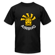 T-Shirts ~ Men's T-Shirt by American Apparel ~ AIRBHG