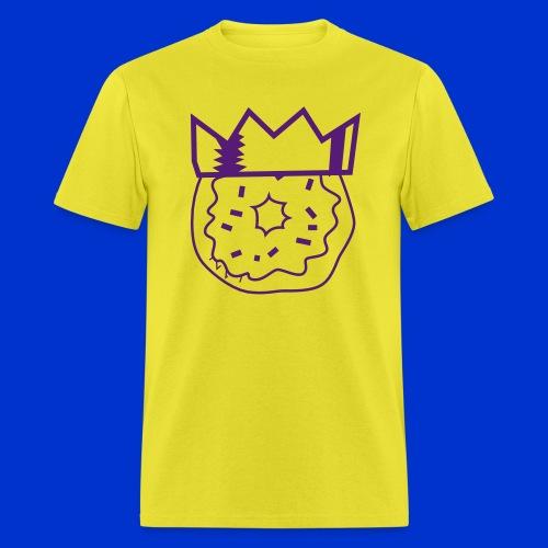 Donut King Shirt - Dudes - Men's T-Shirt
