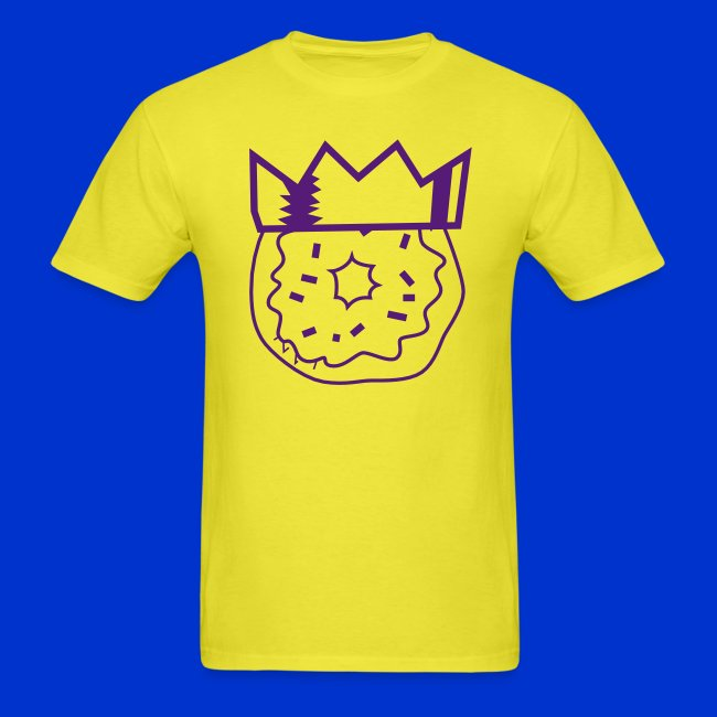 Donut King Shirt - Dudes