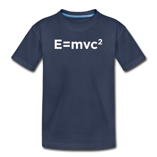 E=MVC2 Kids T-Shirt - Kids' Premium T-Shirt