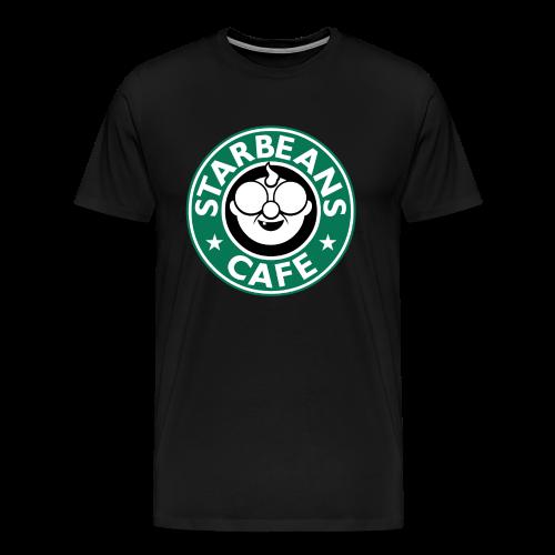Starbeans Cafe - Men's Premium T-Shirt