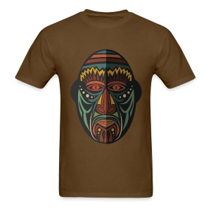 Africanmask071917 - Men's T-Shirt