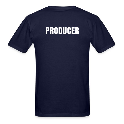 Blue Core Studios Producer Shirt - Men's T-Shirt