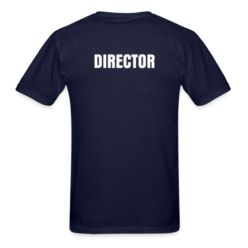 Blue Core Studios Director Shirt - Men's T-Shirt