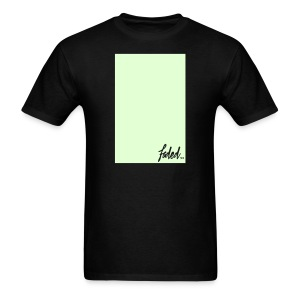 Glow Draw Box. [fadedxx] - Men's T-Shirt
