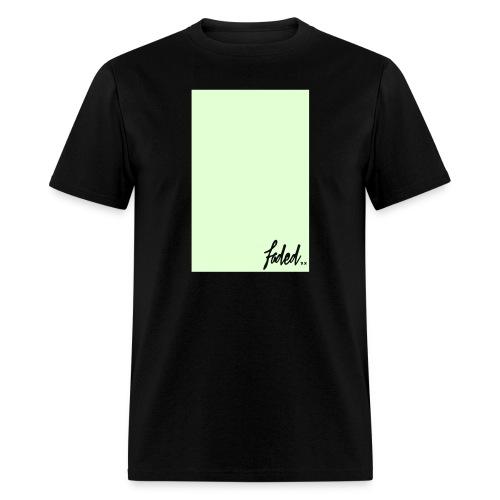 Glow Draw Box. [fadedxx] - Men's T-Shirt