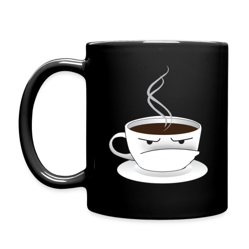 Grouchy Nation Coffee Mug - Full Color Mug