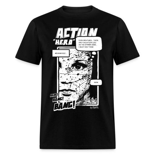 Action Hero - Men's T-Shirt