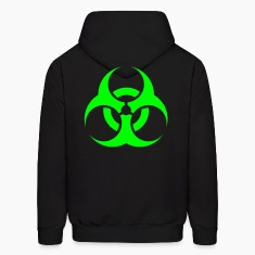 Biohazard Hoodies