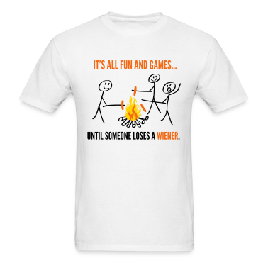 It's all Fun and Games T-Shirts