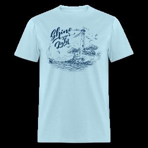 Shine Your Light - Men's T-Shirt