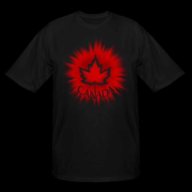 Cool Canada T Shirts Men 39 S Plus Size Canada Shirts T Shirt