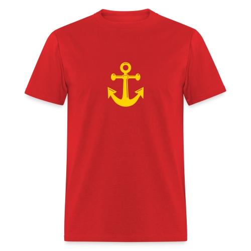 Mens Anchor Tee - Men's T-Shirt