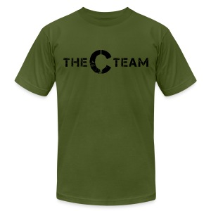 C Team - Men's T-Shirt by American Apparel