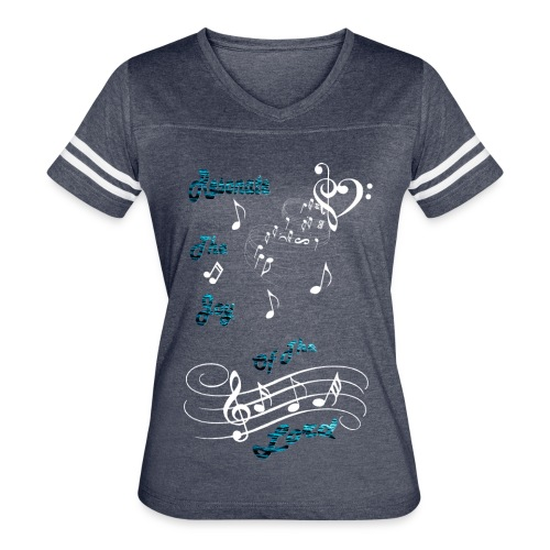 Resonate the Joy of the Lord - Women's Vintage Sport T-Shirt