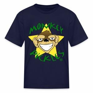 Monkey Pickles Kids' T-Shirt - Kids' T-Shirt