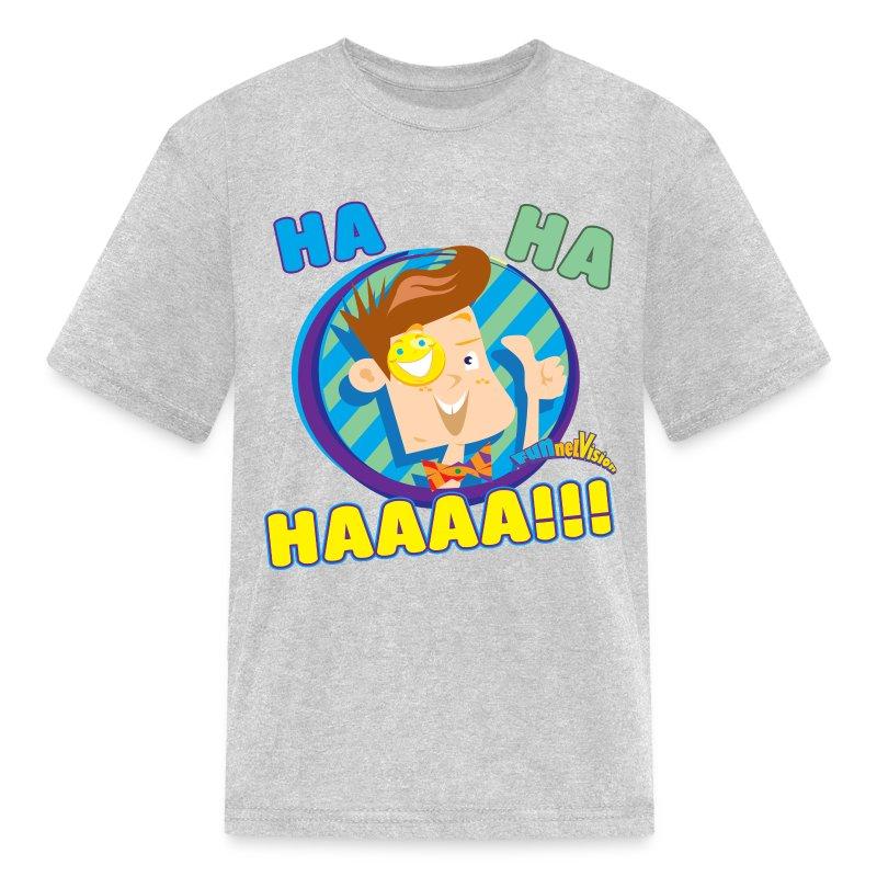 FUNnel Ha Ha Kids Premium T-Shirt - Kids' T-Shirt