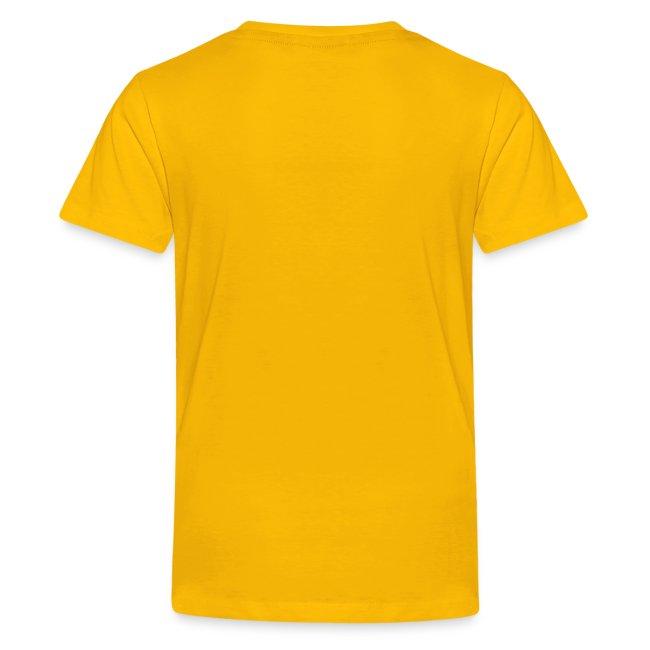 FGTEEV (No Background Logo) Kids Premium T-Shirt