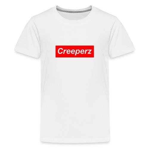 CREEPERZ x Supreme Kids T-Shirt - Kids' Premium T-Shirt