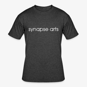 grey unisex tee  - Men's 50/50 T-Shirt
