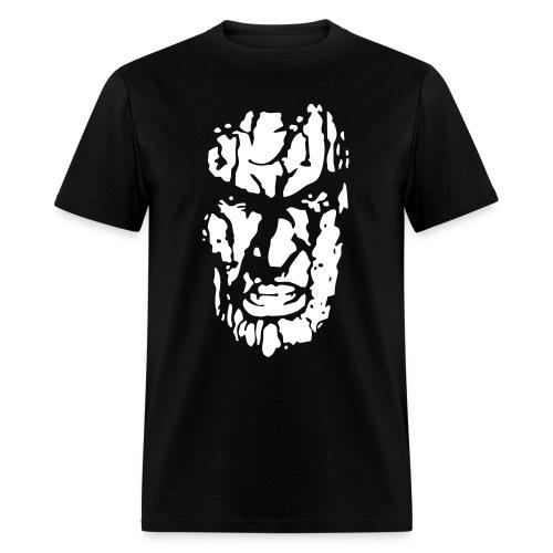 Bruce Campbell - Front & Back - Men's T-Shirt