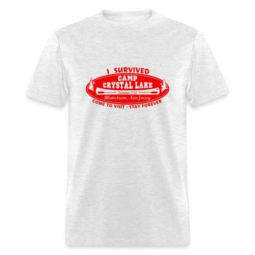 Camp Crystal Lake - Men's T-Shirt