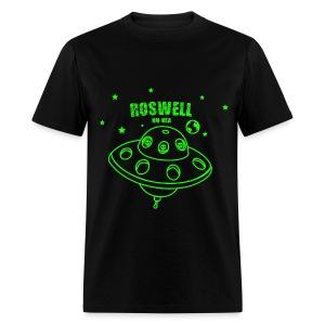 UFO Roswell, NM - USA - Men's T-Shirt
