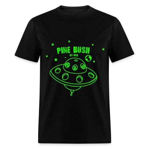 UFO Pine Bush NY - USA - Men's T-Shirt