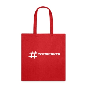 Team Naked - Tote Bag