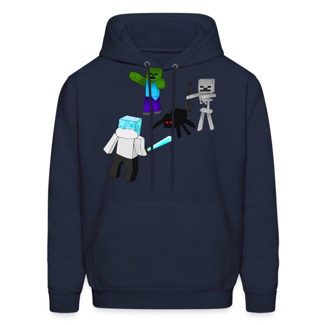 Minecraft Mob Hoodie